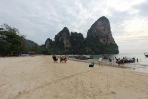 Пляж West Railay Beach