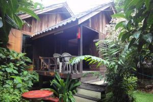 Бунгало с вентилятором Aonang Green Park Bungalow