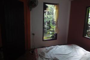 Спальня в бунгало