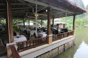 Ресторан в отеле Railay Princess Resort