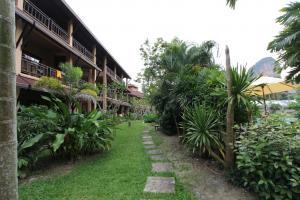 Территория отеля Railay Princess Resort