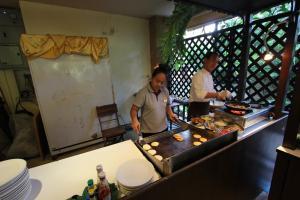 Завтрак в отеле Railay Princess Resort