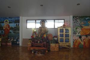 Буддийский храм на Ко Тао