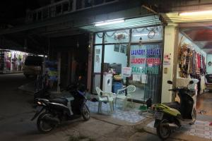 Стирка белья в Laundry Service (Тайланд)