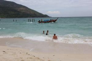 Отдых с ребенком на острове Ко Липе