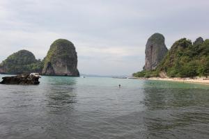 Пляж Прананг, провиция Краби