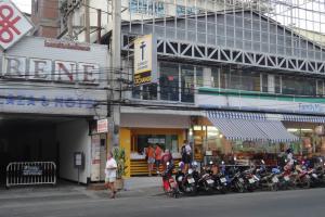 Так выглядит обменник в Таиланде