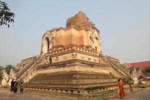 Chady Luang в Чианг Май (Тайланд)