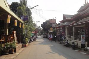 Пай - небольшое поселение на севере Тайланда