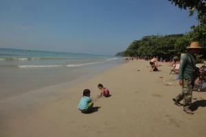 Пляж Вайт Сенд на острове Ко Чанг
