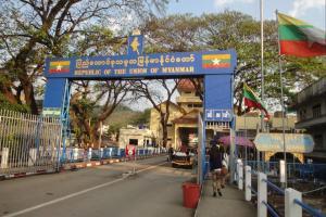Бордер ран в Бирму