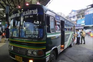Автобус Чианг Рай - Мае Сай