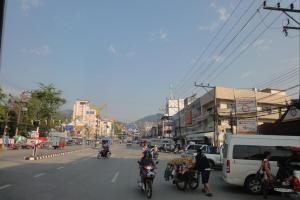 Город Mae Sai