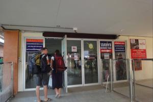 Фото 5 - тайский пограничный пункт
