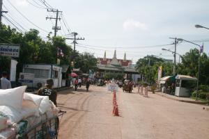Погранпереход на визу в Камбоджу из Тайланда