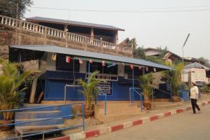 Паспортный контроль для прибывающих в Тайланд из Лаоса