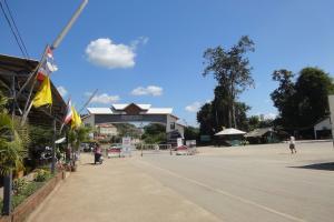 Погранпереход Ban Pakard - Phsar Prom Pailin