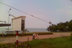 Погранпереход Hat Lek - Cham Yeam