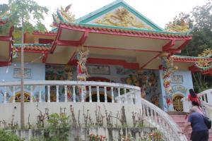 Chinese Temple (Панган)