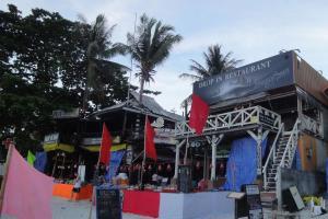 Место проведения Full Moon Party на Пангане (Drop in Bar)