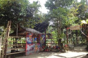 Тусовка Jungle Experience на Пангане