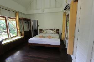 Hillside Bungalow в отеле Cocohut Village Beach Resort