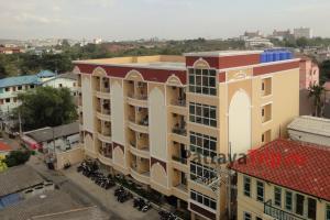 Отель за 6000 бат в месяц