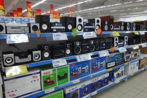 Цены на электронику