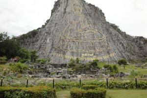 Гора Сидящего Будды в Паттайе