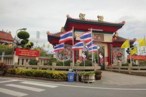 Китайский храм-музей Viharnra Sien