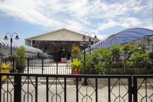 Тайский буфет в Паттайе