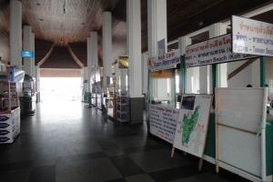 Внутри пирса Бали Хай