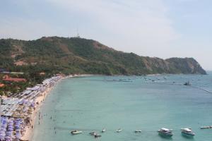 Пляж на Ко Лане