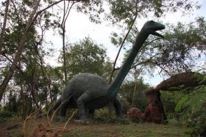 Парк динозавров - Thunder Rock Dinosaur Park
