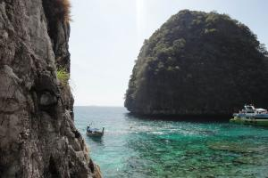 Залив Loh Samah на Пи Пи Лей