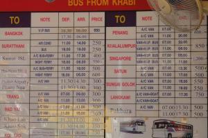 Цены на экскурсии на Пхи-Пхи
