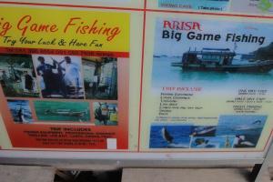 Рыбалка на острове Пхи Пхи