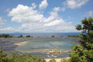 Смотровая точка рядом с водохранилищем на Пхи-Пхи