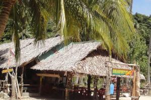 Пляж Loh Moo Dee на острове Пхи-Пхи