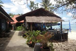 Дайвинг-центр на пляже Лонг Бич на Пхи-Пхи