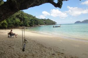 Второй пляж между Тонсай и Лонг Бич на Пхи-Пхи