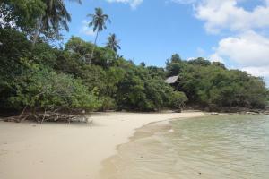 Третий пляж между Тонсай и Лонг Бич на Пхи-Пхи