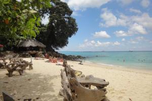 Четвертый пляж между Тонсай и Лонг Бич