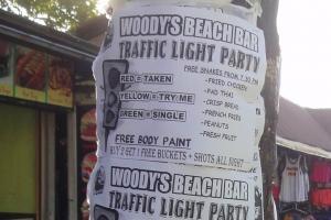 Приглашение в Woody бар на Пхи-Пхи