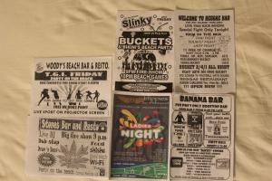 Реклама баров на Пхи-Пхи