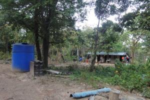 Поселение по дороге на смотровую площадку на Пхи-Пхи