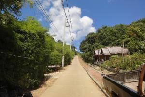 Путь два к смотровым площадкам на Пхи-Пхи