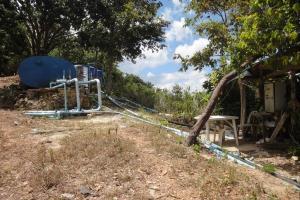Место смотровой площадки у водохранилища на Пхи-Пхи