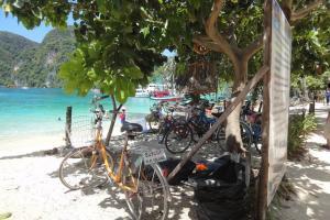 Прокат велосипедов на Пхи Пхи