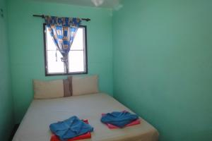 Кровать в Harmony house на Пхи-Пхи